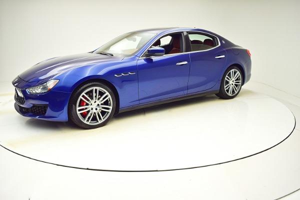 Used Used 2018 Maserati Ghibli S Q4 for sale $59,880 at Bentley Palmyra N.J. in Palmyra NJ
