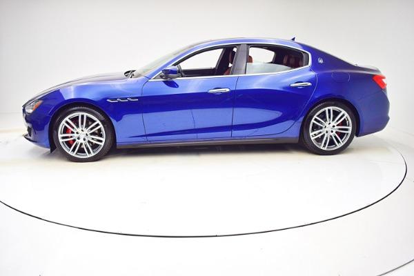 Used 2018 Maserati Ghibli S Q4 for sale $59,880 at Bentley Palmyra N.J. in Palmyra NJ 08065 3