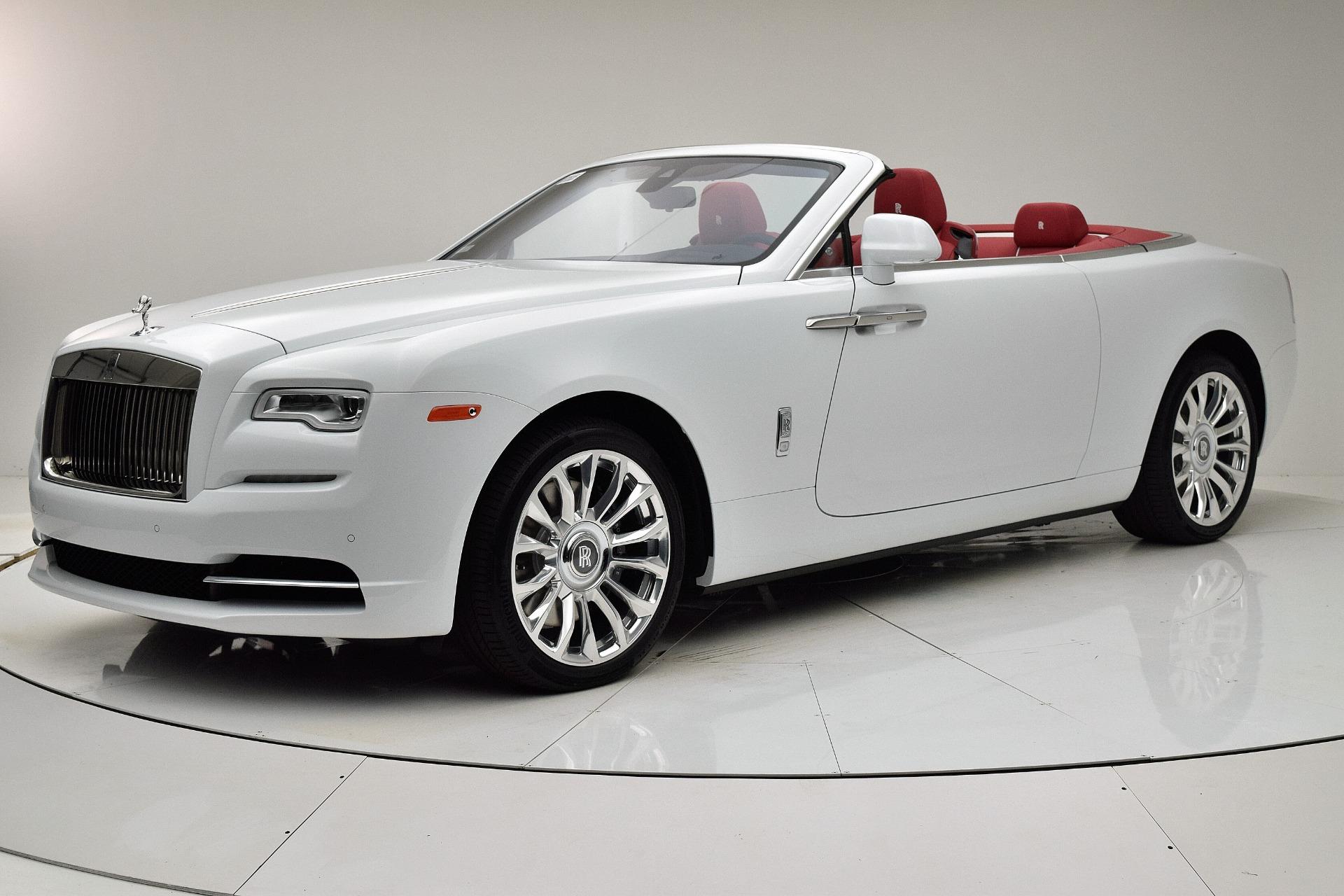 Used 2020 Rolls-Royce Dawn BASE for sale $399,880 at Bentley Palmyra N.J. in Palmyra NJ 08065 2
