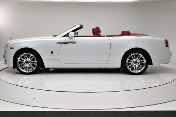 Used 2020 Rolls-Royce Dawn BASE for sale $399,880 at Bentley Palmyra N.J. in Palmyra NJ 08065 3