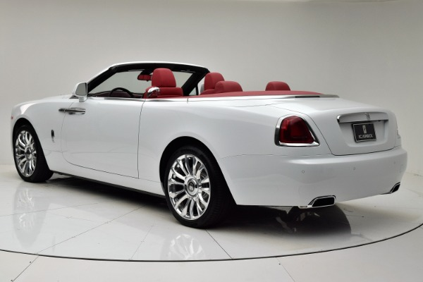 Used 2020 Rolls-Royce Dawn BASE for sale $399,880 at Bentley Palmyra N.J. in Palmyra NJ 08065 4