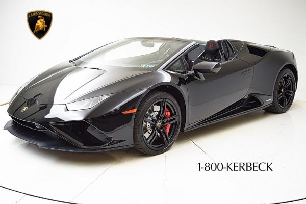 Used 2020 Lamborghini Huracan EVO BASE for sale $309,880 at Bentley Palmyra N.J. in Palmyra NJ 08065 2