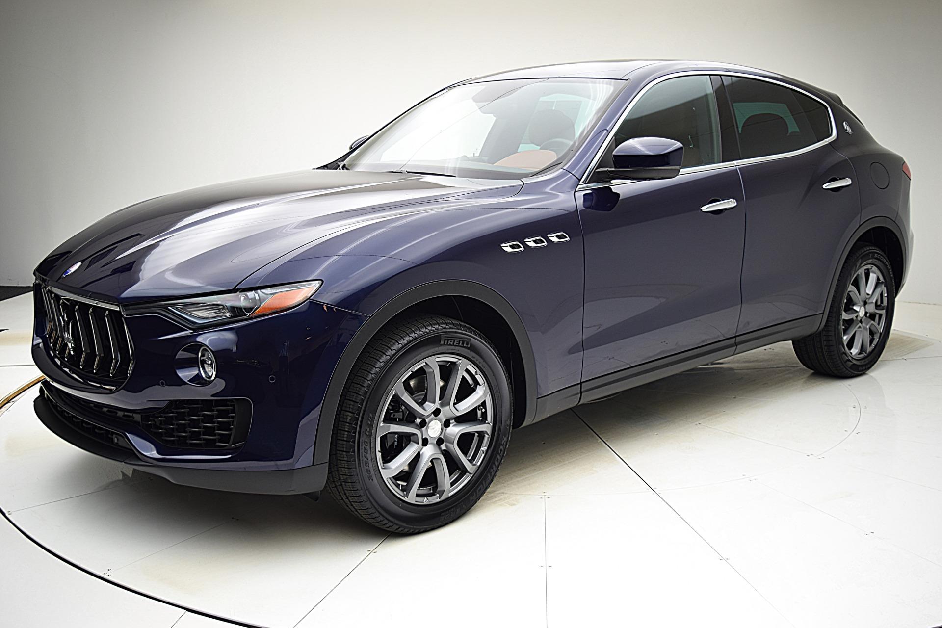 Used 2018 Maserati Levante for sale $59,880 at Bentley Palmyra N.J. in Palmyra NJ 08065 2