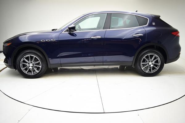 Used 2018 Maserati Levante for sale $59,880 at Bentley Palmyra N.J. in Palmyra NJ 08065 3