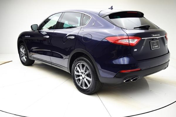 Used 2018 Maserati Levante for sale $59,880 at Bentley Palmyra N.J. in Palmyra NJ 08065 4