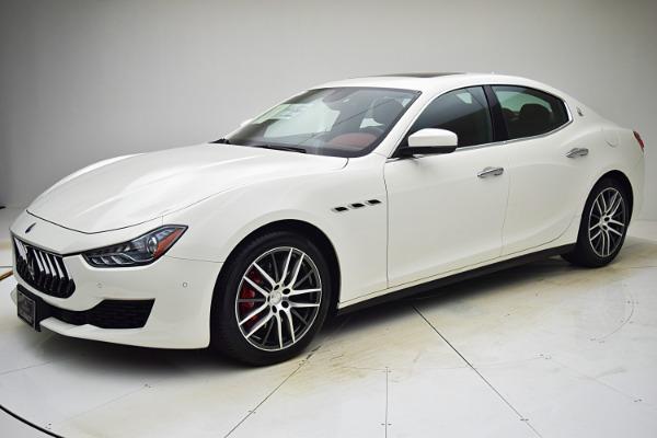 Used 2018 Maserati Ghibli S Q4 for sale $59,880 at Bentley Palmyra N.J. in Palmyra NJ 08065 2