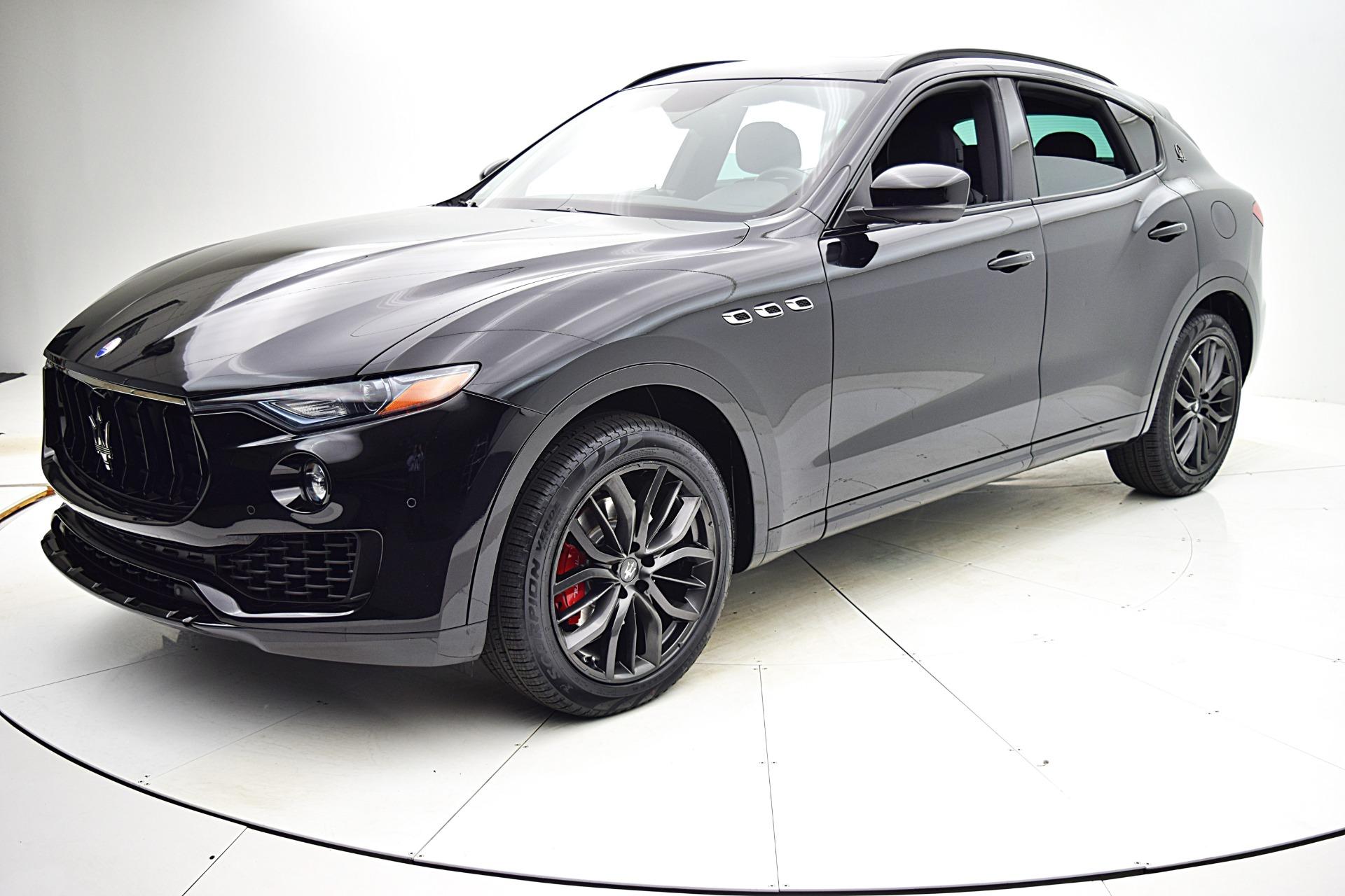 Used 2018 Maserati Levante for sale Sold at Bentley Palmyra N.J. in Palmyra NJ 08065 2