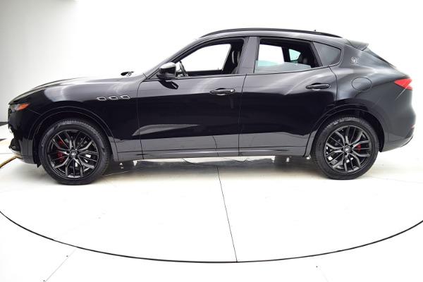 Used 2018 Maserati Levante for sale Sold at Bentley Palmyra N.J. in Palmyra NJ 08065 3
