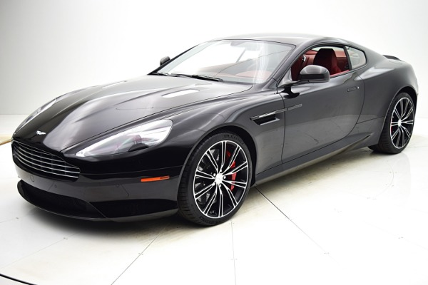Used Used 2015 Aston Martin DB9 Carbon Edition for sale $124,880 at Bentley Palmyra N.J. in Palmyra NJ
