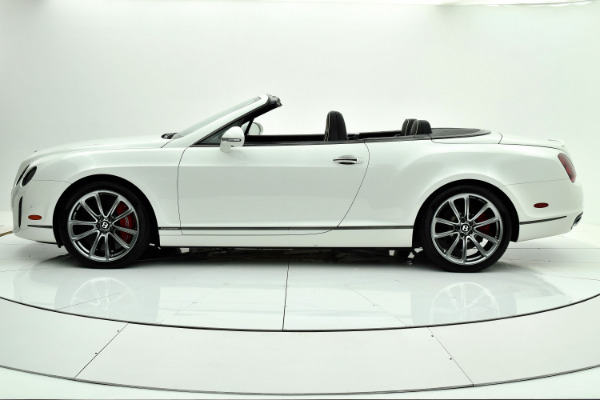 Used 2012 Bentley Continental Supersports Supersports for sale Sold at Bentley Palmyra N.J. in Palmyra NJ 08065 3