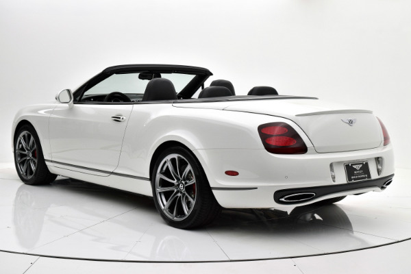 Used 2012 Bentley Continental Supersports Supersports for sale Sold at Bentley Palmyra N.J. in Palmyra NJ 08065 4