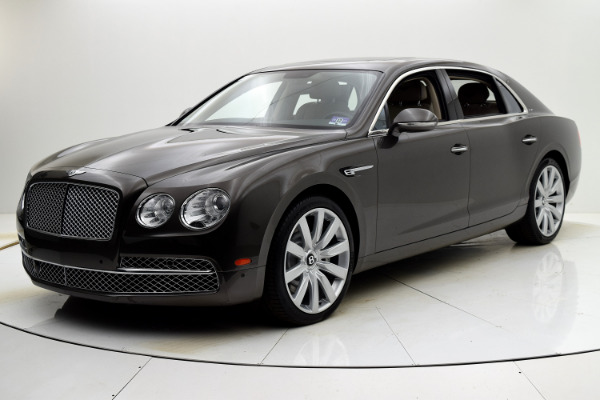 Used Used 2014 Bentley Flying Spur W12 for sale $89,880 at Bentley Palmyra N.J. in Palmyra NJ