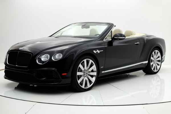Used Used 2017 Bentley Continental GT V8 S Convertible for sale <s>$255,160</s> | <span style='color: red;'>$159,880</span> at F.C. Kerbeck Bentley Palmyra N.J. in Palmyra NJ