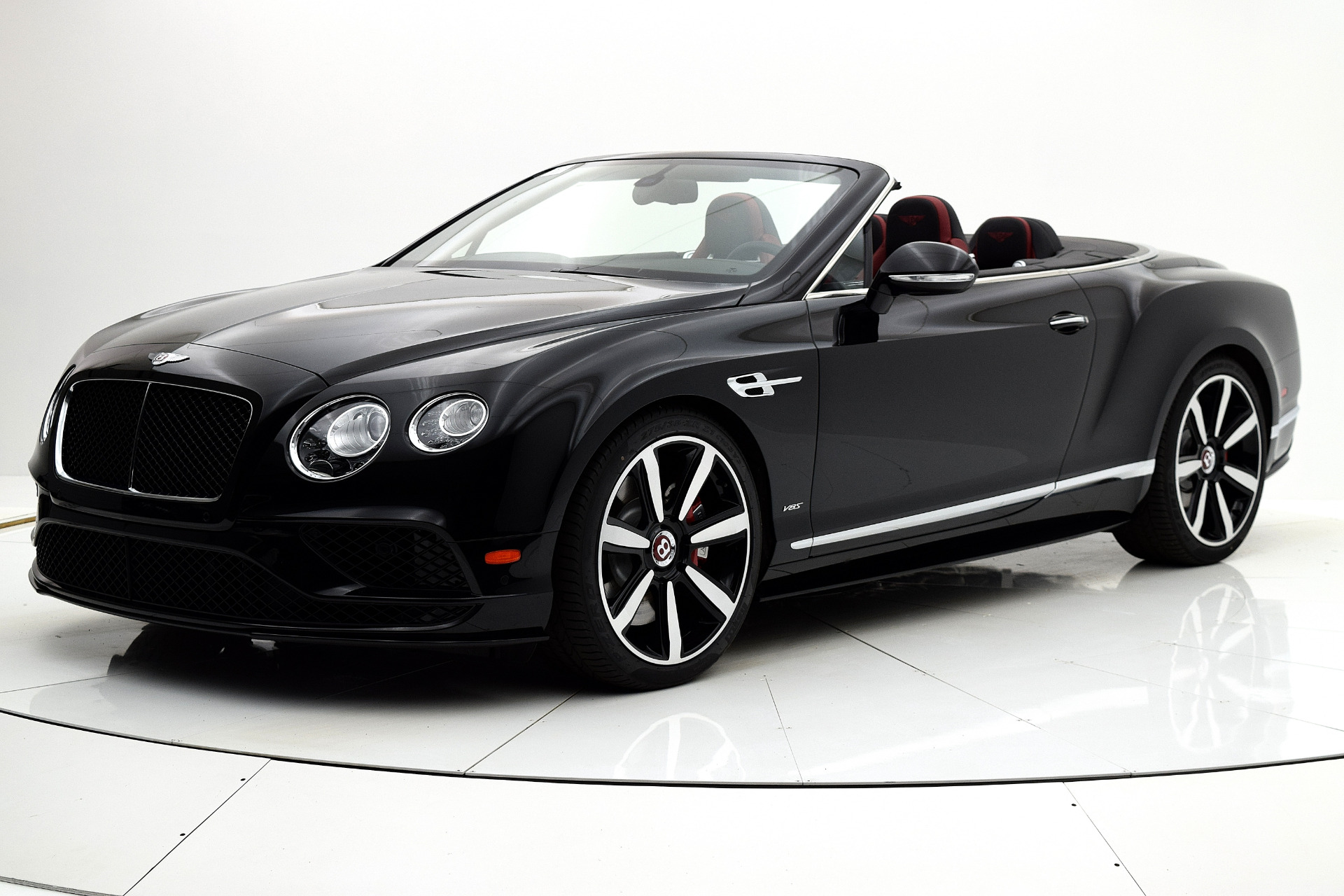 Used 2017 Bentley Continental GT V8 S Convertible for sale Sold at Bentley Palmyra N.J. in Palmyra NJ 08065 2