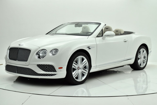 Used Used 2017 Bentley Continental GT V8 Convertible for sale Call for price at Bentley Palmyra N.J. in Palmyra NJ