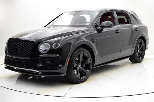 Used 2018 Bentley Bentayga Black Edition for sale Sold at Bentley Palmyra N.J. in Palmyra NJ 08065 2