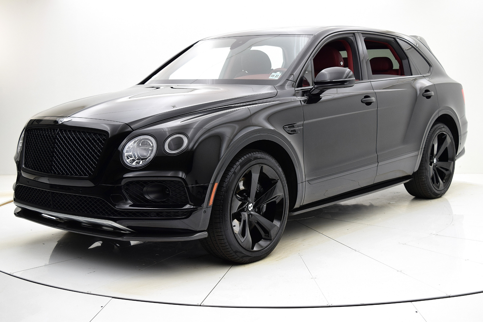 Used 2018 Bentley Bentayga Black Edition for sale $164,880 at Bentley Palmyra N.J. in Palmyra NJ 08065 2