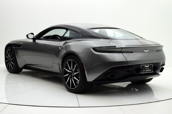 Used 2018 Aston Martin DB11 V12 Coupe for sale $164,880 at Bentley Palmyra N.J. in Palmyra NJ 08065 4
