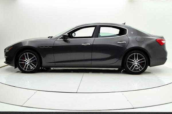 Used 2018 Maserati Ghibli S Q4 for sale Sold at Bentley Palmyra N.J. in Palmyra NJ 08065 3