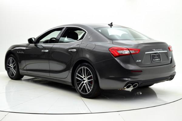 Used 2018 Maserati Ghibli S Q4 for sale Sold at Bentley Palmyra N.J. in Palmyra NJ 08065 4