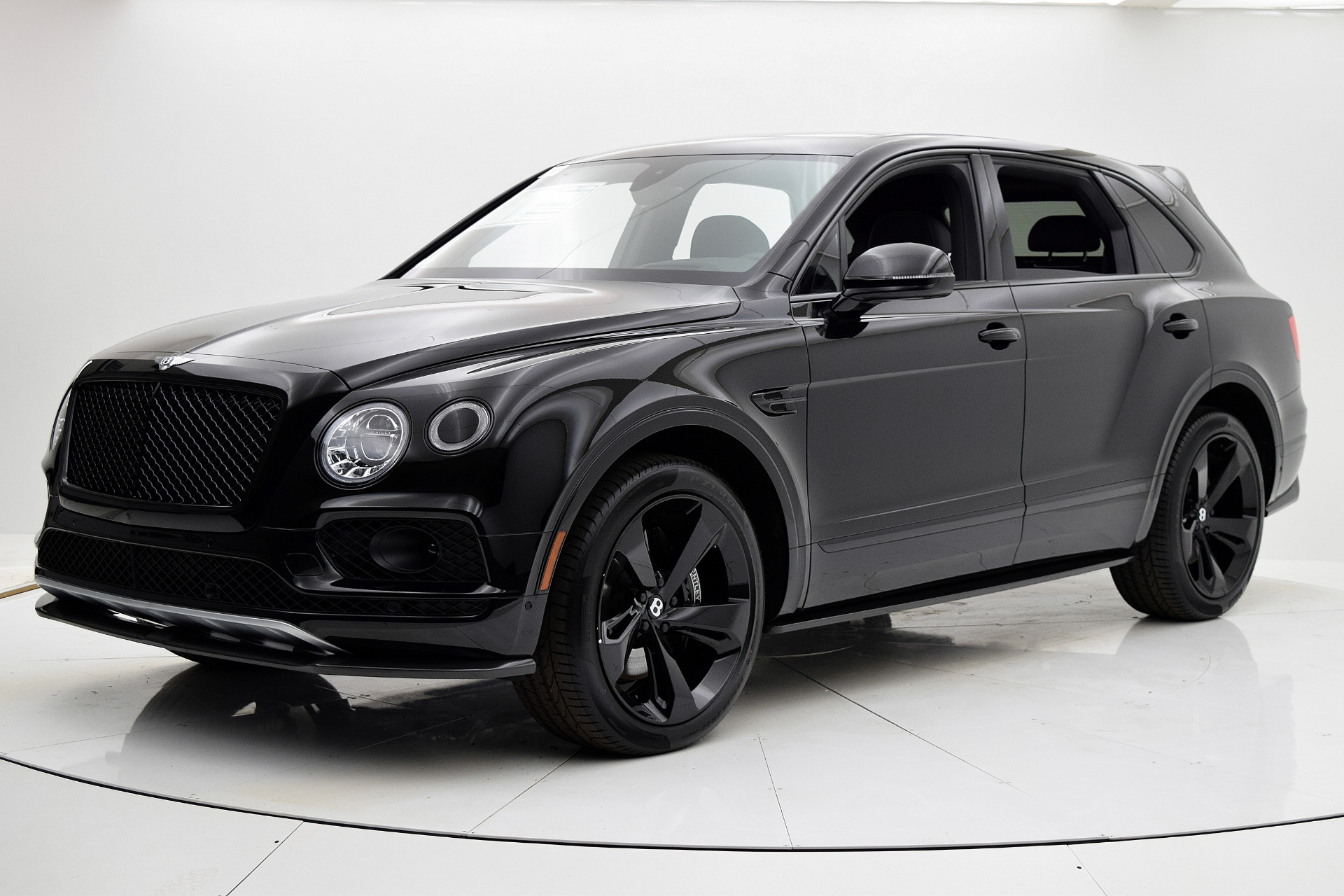 Used 2018 Bentley Bentayga Black Edition for sale Sold at Bentley Palmyra N.J. in Palmyra NJ 08065 2