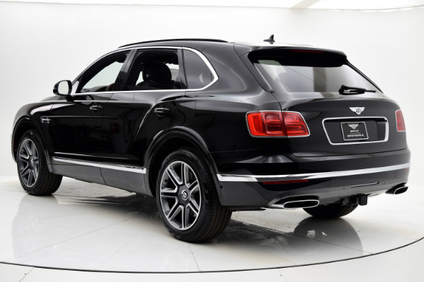 Used 2018 Bentley Bentayga Activity Edition for sale Sold at F.C. Kerbeck Bentley Palmyra N.J. in Palmyra NJ 08065 4