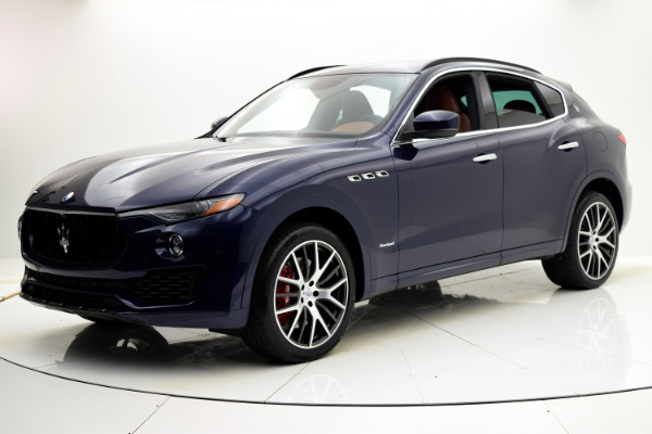 Used 2018 Maserati Levante S GranSport for sale Sold at Bentley Palmyra N.J. in Palmyra NJ 08065 2