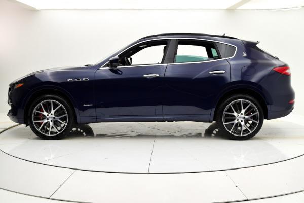 Used 2018 Maserati Levante S GranSport for sale Sold at Bentley Palmyra N.J. in Palmyra NJ 08065 3