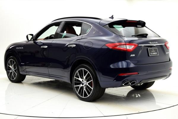 Used 2018 Maserati Levante S GranSport for sale Sold at Bentley Palmyra N.J. in Palmyra NJ 08065 4