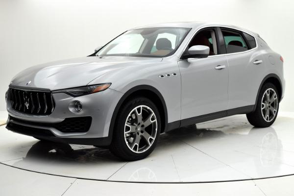 Used Used 2018 Maserati Levante NA for sale $52,880 at Bentley Palmyra N.J. in Palmyra NJ