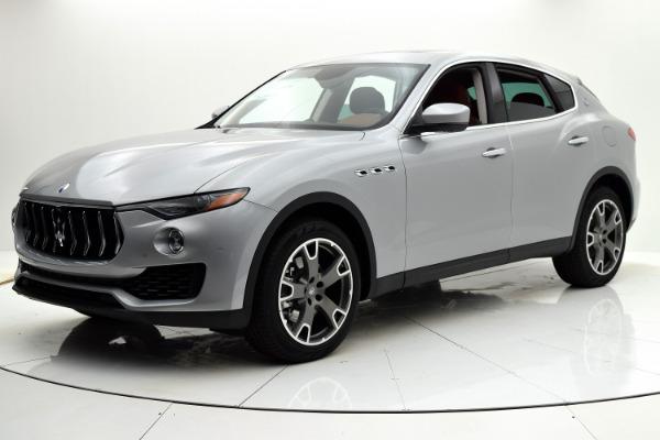 Used 2018 Maserati Levante NA for sale Sold at Bentley Palmyra N.J. in Palmyra NJ 08065 3
