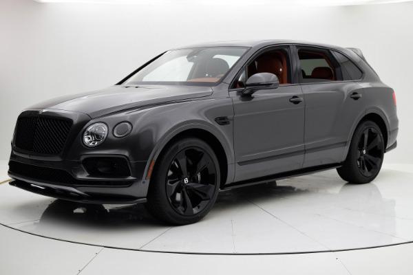Used Used 2018 Bentley Bentayga Black Edition for sale $149,880 at Bentley Palmyra N.J. in Palmyra NJ