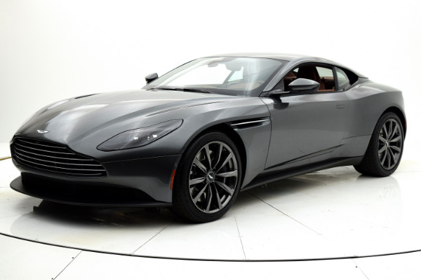 New New 2019 Aston Martin DB11 V8 Coupe for sale $222,307 at F.C. Kerbeck Bentley Palmyra N.J. in Palmyra NJ