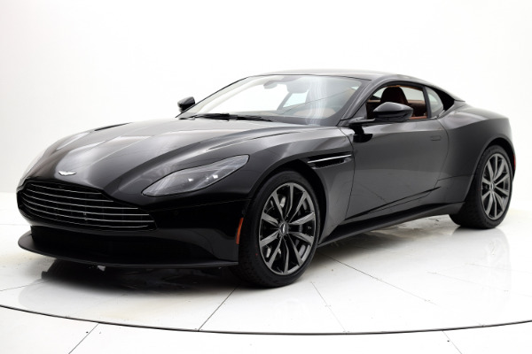 New New 2019 ASTON MARTIN DB 11 V8 Coupe for sale $233,017 at F.C. Kerbeck Bentley Palmyra N.J. in Palmyra NJ