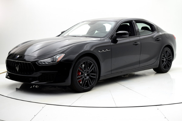 Used Used 2018 Maserati Ghibli S Q4 Nerissimo for sale $54,880 at Bentley Palmyra N.J. in Palmyra NJ