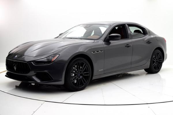 Used 2018 Maserati Ghibli S Q4 GranSport for sale Sold at Bentley Palmyra N.J. in Palmyra NJ 08065 2