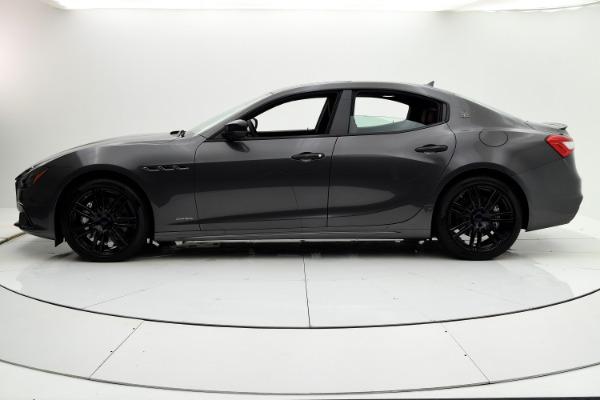 Used 2018 Maserati Ghibli S Q4 GranSport for sale Sold at Bentley Palmyra N.J. in Palmyra NJ 08065 3