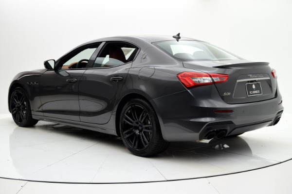 Used 2018 Maserati Ghibli S Q4 GranSport for sale Sold at Bentley Palmyra N.J. in Palmyra NJ 08065 4