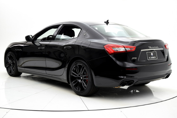 Used 2018 Maserati Ghibli S Q4 Nerissimo for sale Sold at Bentley Palmyra N.J. in Palmyra NJ 08065 4