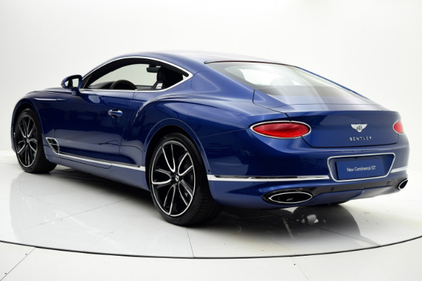 New 2020 Bentley New Continental GT Coupe for sale Sold at F.C. Kerbeck Bentley Palmyra N.J. in Palmyra NJ 08065 3