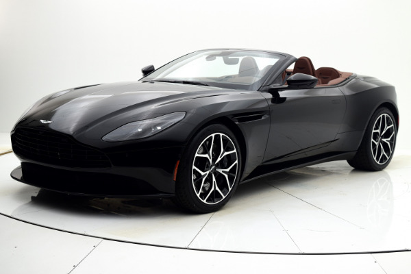 New New 2019 Aston Martin DB11 Volante for sale $260,584 at F.C. Kerbeck Bentley Palmyra N.J. in Palmyra NJ