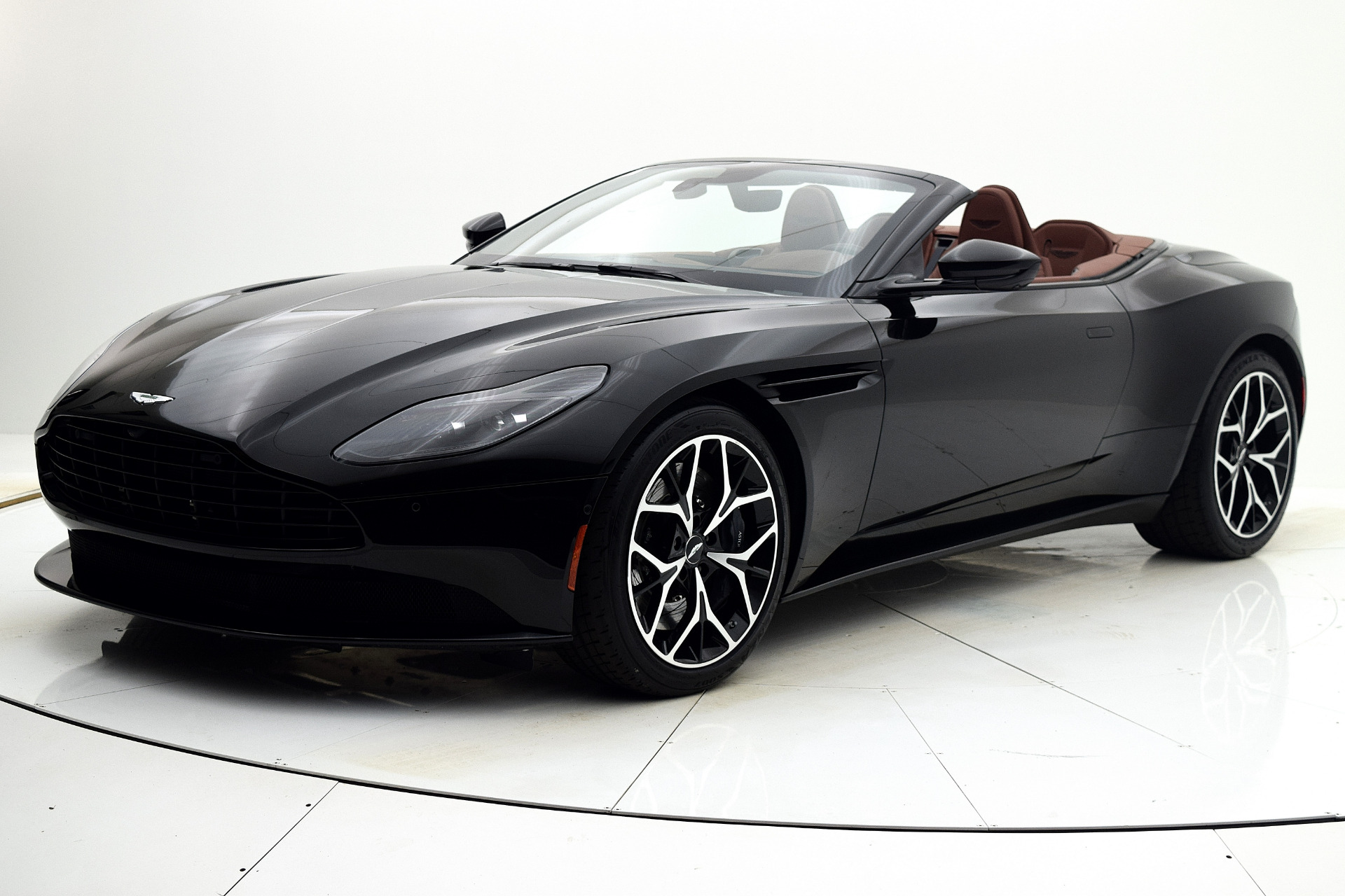 New 2019 Aston Martin DB11 Volante for sale Sold at F.C. Kerbeck Bentley Palmyra N.J. in Palmyra NJ 08065 2