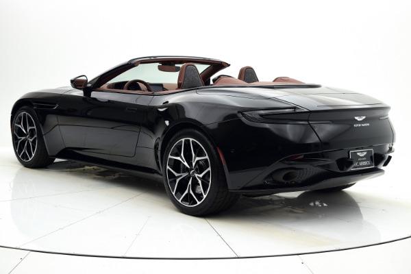 New 2019 Aston Martin DB11 Volante for sale Sold at F.C. Kerbeck Bentley Palmyra N.J. in Palmyra NJ 08065 4