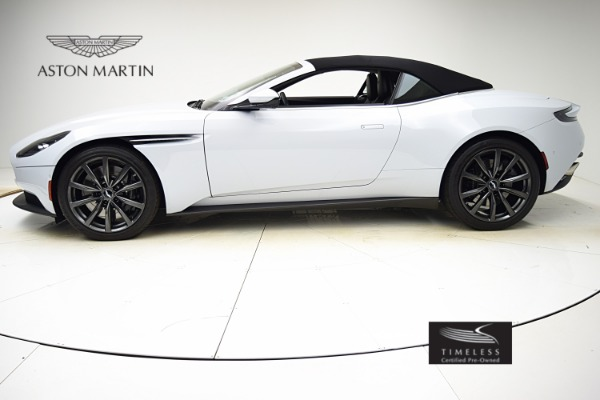 New 2019 Aston Martin DB11 Volante for sale Sold at F.C. Kerbeck Bentley Palmyra N.J. in Palmyra NJ 08065 3