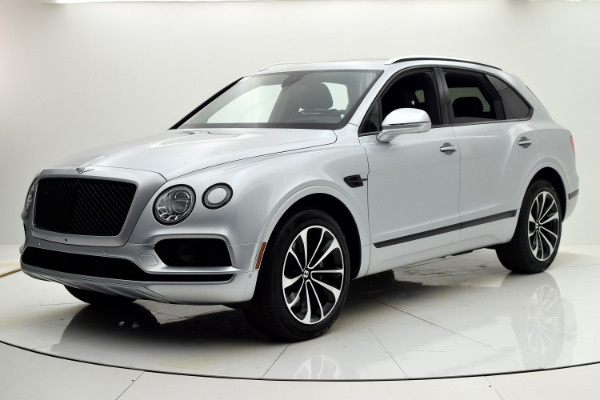 Used Used 2018 Bentley Bentayga Onyx Edition Blackline Spec for sale $169,880 at F.C. Kerbeck Bentley Palmyra N.J. in Palmyra NJ