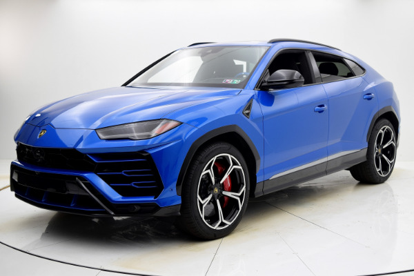 Used Used 2019 Lamborghini Urus for sale <s>$248,578</s> | <span style='color: red;'>$219,880</span> at F.C. Kerbeck Bentley Palmyra N.J. in Palmyra NJ