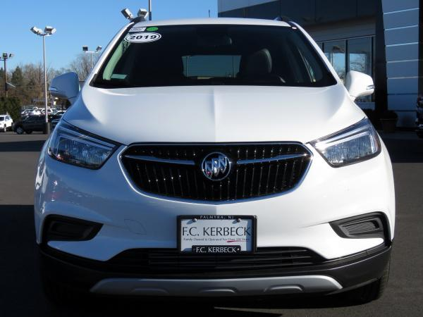 New 2019 Buick Encore Preferred for sale Sold at F.C. Kerbeck Bentley Palmyra N.J. in Palmyra NJ 08065 3
