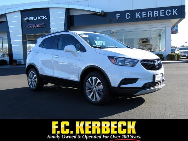 New 2019 Buick Encore Preferred for sale Sold at F.C. Kerbeck Bentley Palmyra N.J. in Palmyra NJ 08065 1