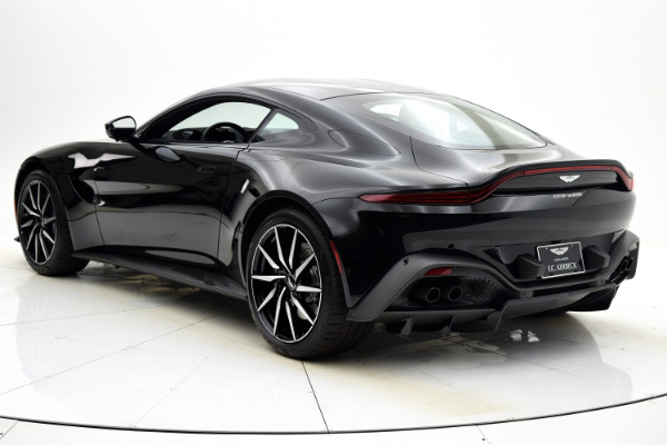 New 2019 Aston Martin Vantage for sale $161,141 at F.C. Kerbeck Bentley Palmyra N.J. in Palmyra NJ 08065 4