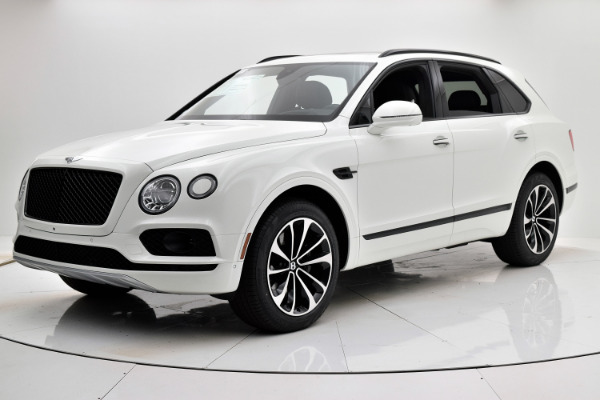 New 2019 Bentley Bentayga V8 for sale $194,080 at F.C. Kerbeck Bentley Palmyra N.J. in Palmyra NJ 08065 2